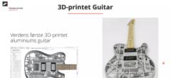 3D print: Webinar #6 – didaktik og 3D-print i undervisningen