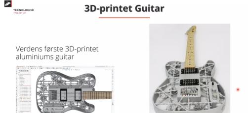 Komplet webinar-række om 3D-print ligger nu klar. Se de 6 episoder her: