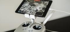 Dronefoto til AutoCAD