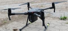 Droneflyvning udenfor bymæssigt område