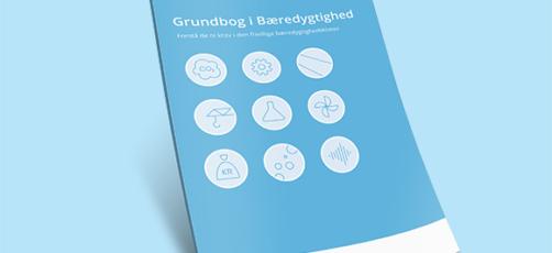 Nyt undervisningsmateriale 'Grundbog i bæredygtighed'