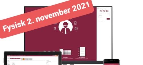 Fyraftensmøde: Undervisning og certificering i Minuba